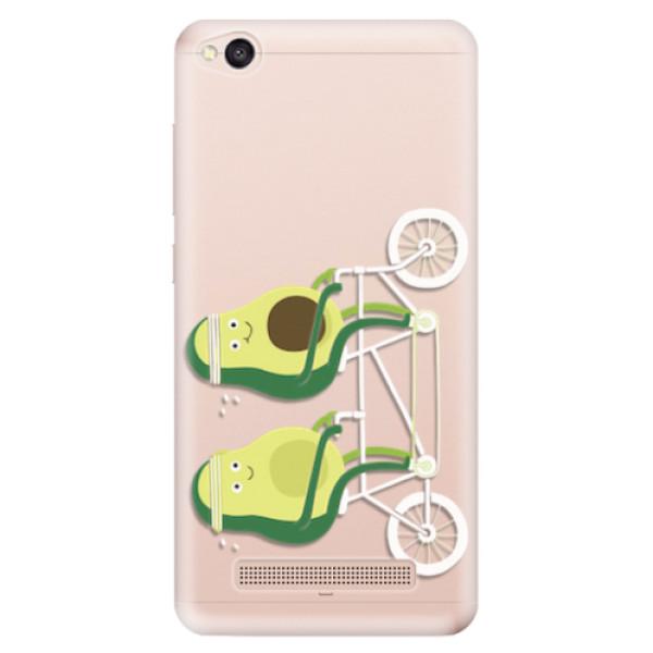 Odolné silikonové pouzdro iSaprio - Avocado - Xiaomi Redmi 4A