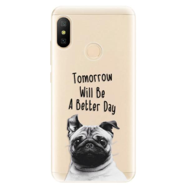 Odolné silikonové pouzdro iSaprio - Better Day 01 - Xiaomi Mi A2 Lite