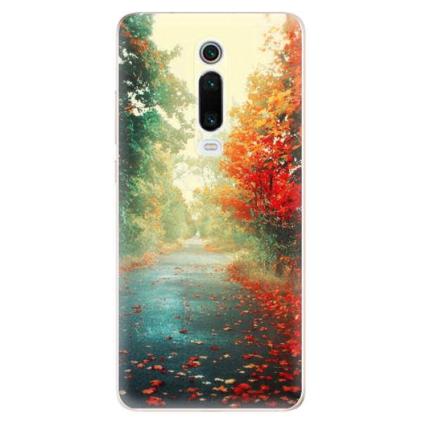 Odolné silikonové pouzdro iSaprio - Autumn 03 - Xiaomi Mi 9T Pro