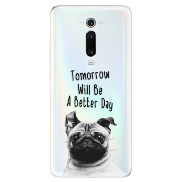 Odolné silikonové pouzdro iSaprio - Better Day 01 - Xiaomi Mi 9T Pro