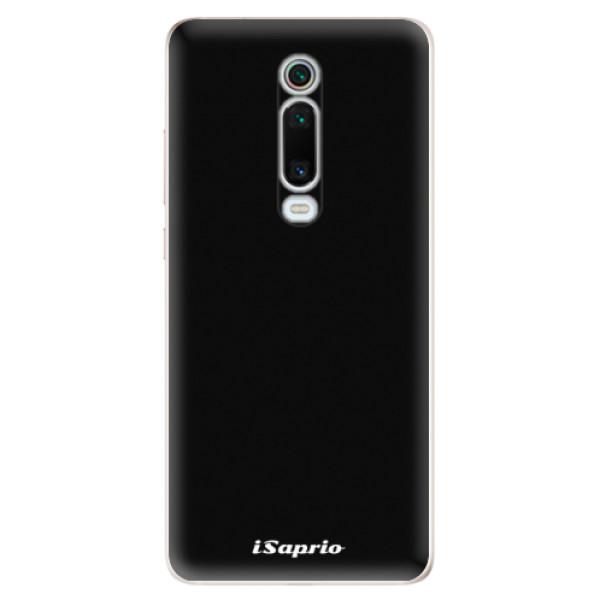 Odolné silikonové pouzdro iSaprio - 4Pure - černý - Xiaomi Mi 9T Pro