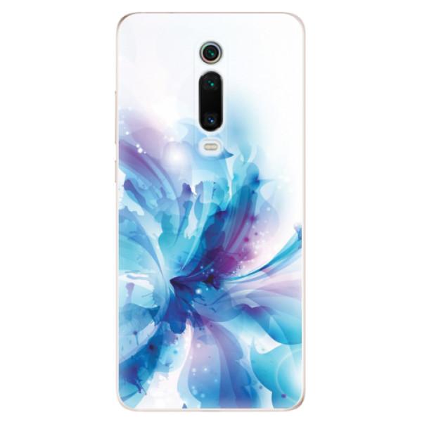 Odolné silikonové pouzdro iSaprio - Abstract Flower - Xiaomi Mi 9T Pro