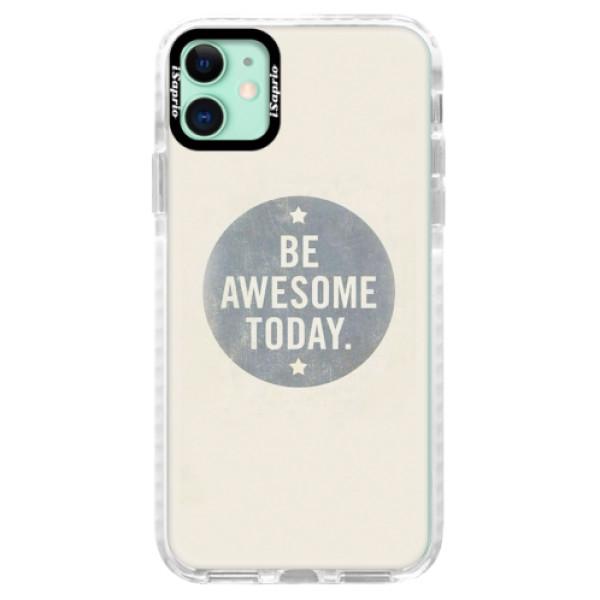 Silikonové pouzdro Bumper iSaprio - Awesome 02 - iPhone 11