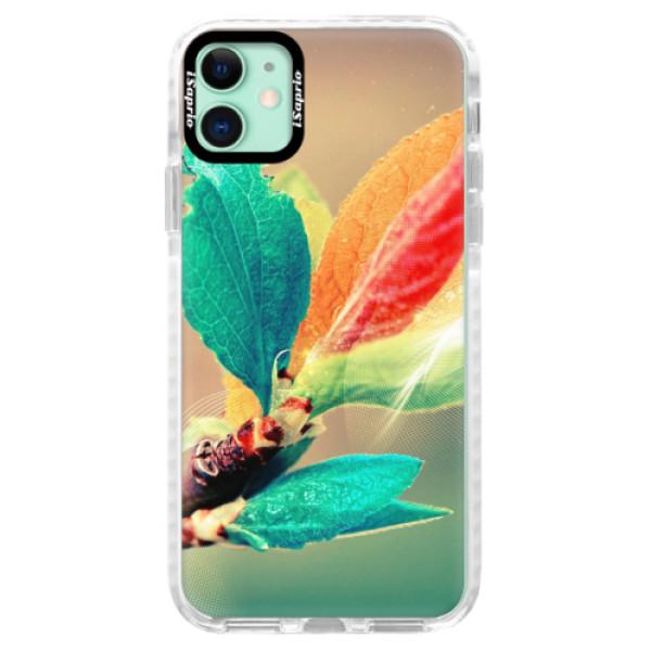 Silikonové pouzdro Bumper iSaprio - Autumn 02 - iPhone 11