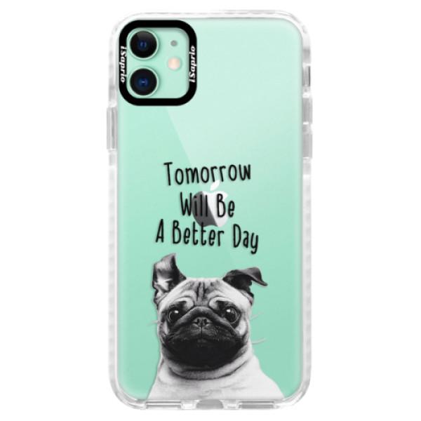Silikonové pouzdro Bumper iSaprio - Better Day 01 - iPhone 11