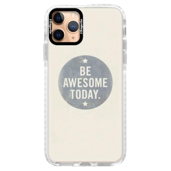 Silikonové pouzdro Bumper iSaprio - Awesome 02 - iPhone 11 Pro