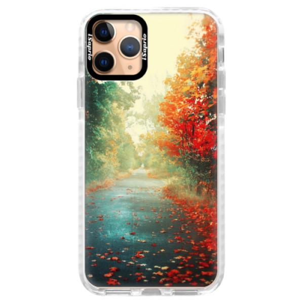Silikonové pouzdro Bumper iSaprio - Autumn 03 - iPhone 11 Pro