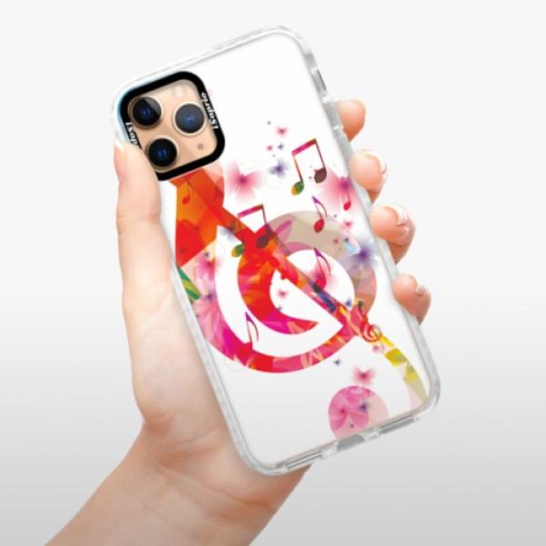 Silikonové pouzdro Bumper iSaprio - Love Music - iPhone 11 Pro