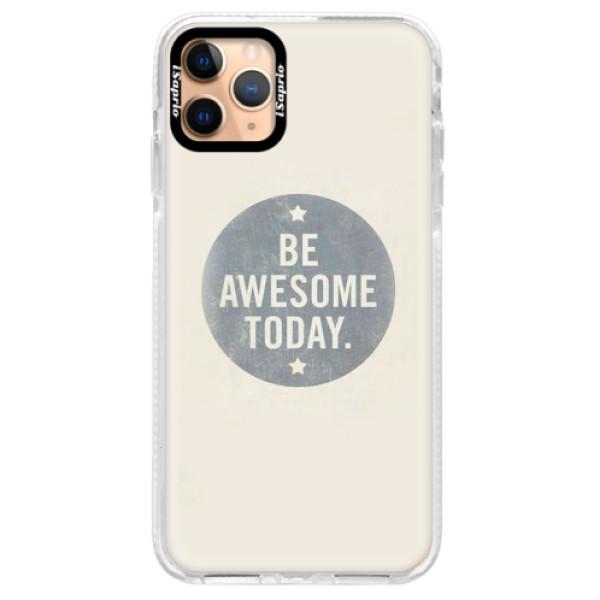 Silikonové pouzdro Bumper iSaprio - Awesome 02 - iPhone 11 Pro Max