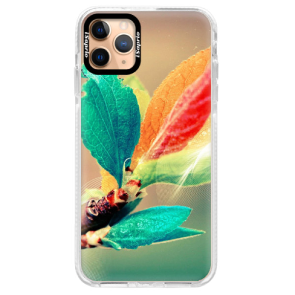 Silikonové pouzdro Bumper iSaprio - Autumn 02 - iPhone 11 Pro Max