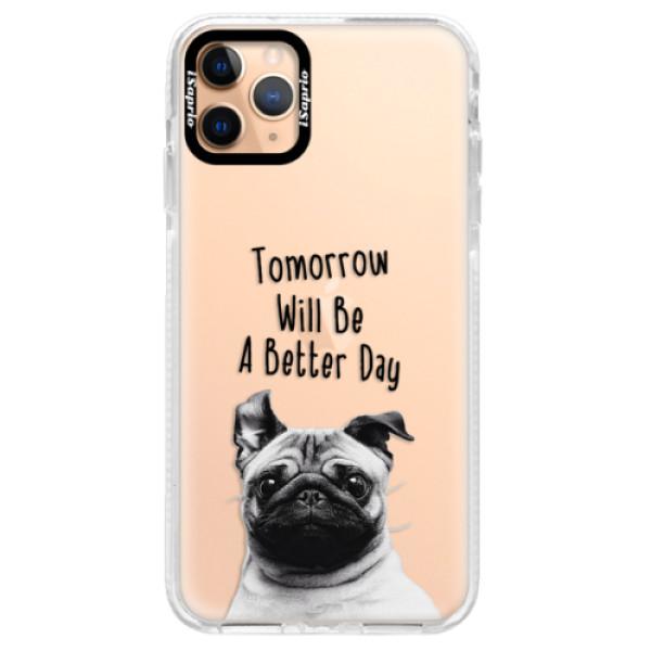 Silikonové pouzdro Bumper iSaprio - Better Day 01 - iPhone 11 Pro Max