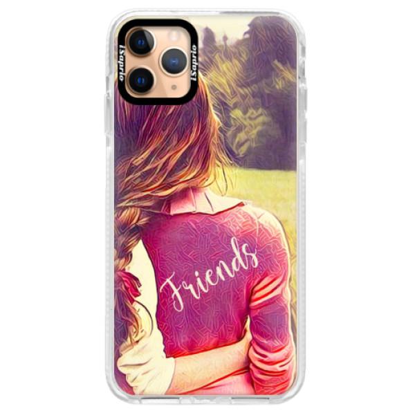 Silikonové pouzdro Bumper iSaprio - BF Friends - iPhone 11 Pro Max