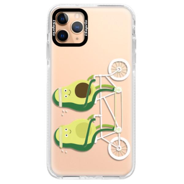 Silikonové pouzdro Bumper iSaprio - Avocado - iPhone 11 Pro Max