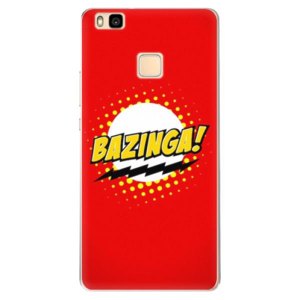 Odolné silikonové pouzdro iSaprio - Bazinga 01 - Huawei Ascend P9 Lite