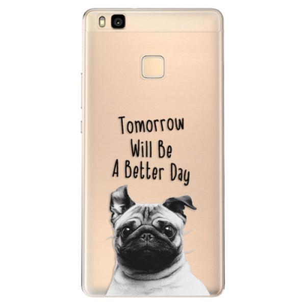 Odolné silikonové pouzdro iSaprio - Better Day 01 - Huawei Ascend P9 Lite