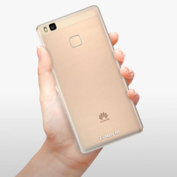 Odolné silikonové pouzdro iSaprio - 4Pure - mléčný bez potisku - Huawei Ascend P9 Lite