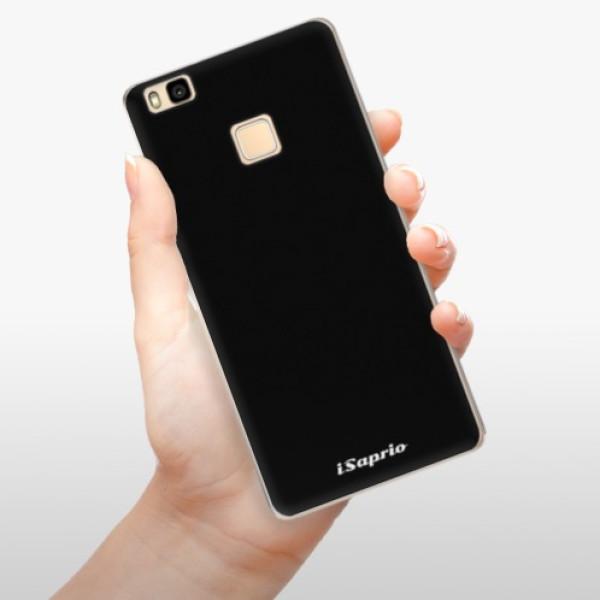 Odolné silikonové pouzdro iSaprio - 4Pure - černý - Huawei Ascend P9 Lite