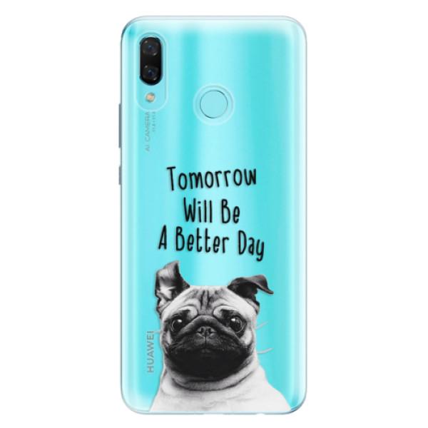 Odolné silikonové pouzdro iSaprio - Better Day 01 - Huawei Nova 3