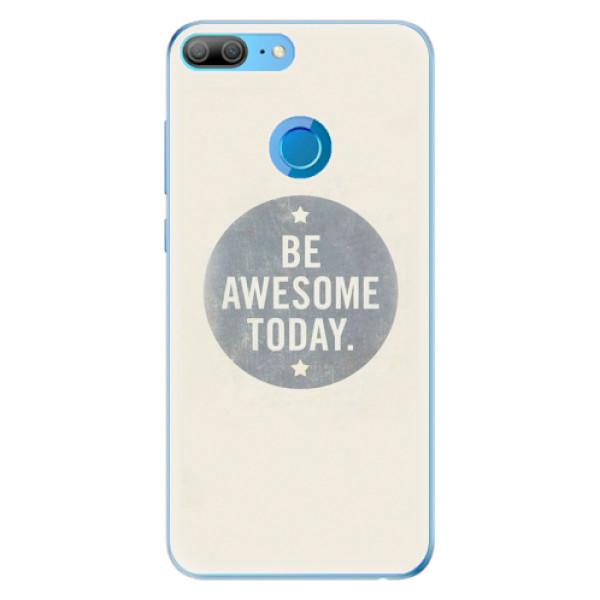 Odolné silikonové pouzdro iSaprio - Awesome 02 - Huawei Honor 9 Lite