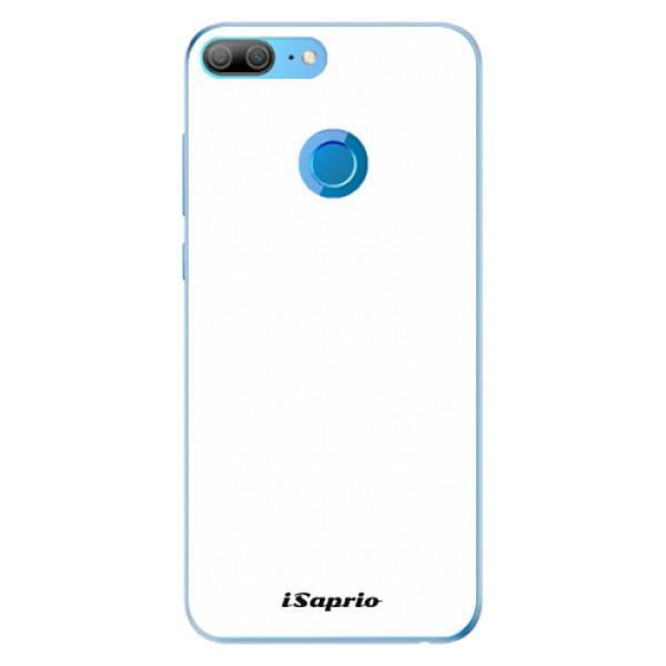 Odolné silikonové pouzdro iSaprio - 4Pure - bílý - Huawei Honor 9 Lite