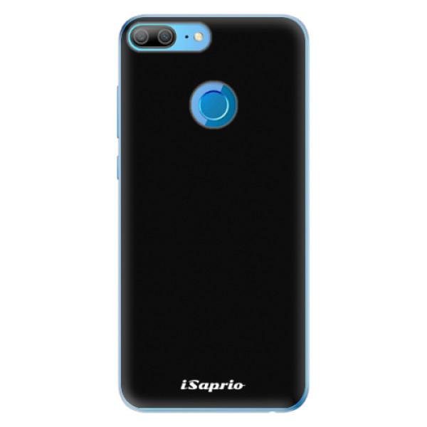 Odolné silikonové pouzdro iSaprio - 4Pure - černý - Huawei Honor 9 Lite