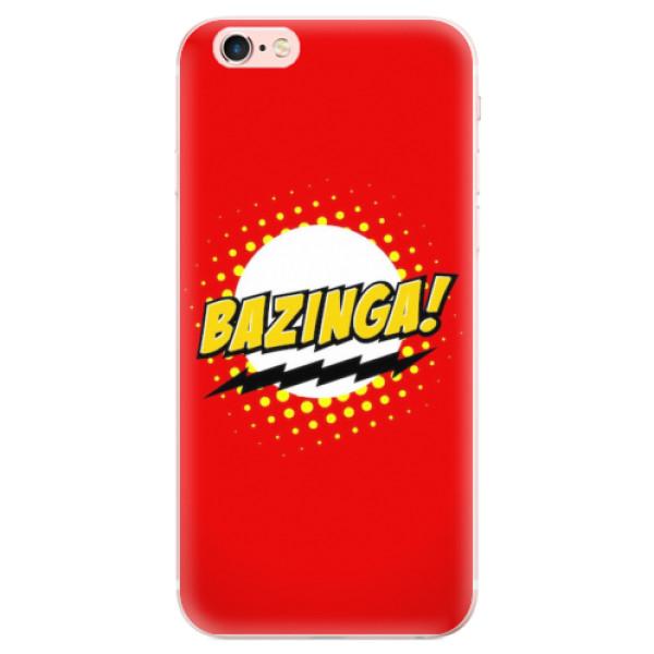 Odolné silikonové pouzdro iSaprio - Bazinga 01 - iPhone 6 Plus/6S Plus