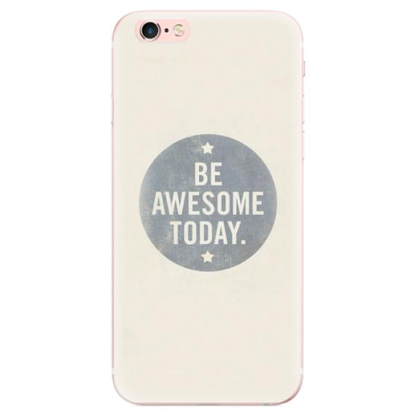 Odolné silikonové pouzdro iSaprio - Awesome 02 - iPhone 6 Plus/6S Plus