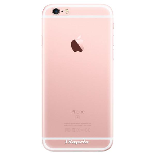 Odolné silikonové pouzdro iSaprio - 4Pure - mléčný bez potisku - iPhone 6 Plus/6S Plus