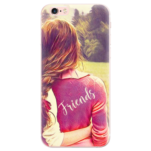 Odolné silikonové pouzdro iSaprio - BF Friends - iPhone 6 Plus/6S Plus