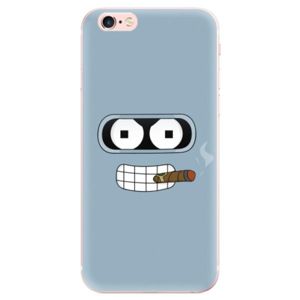 Odolné silikonové pouzdro iSaprio - Bender - iPhone 6 Plus/6S Plus