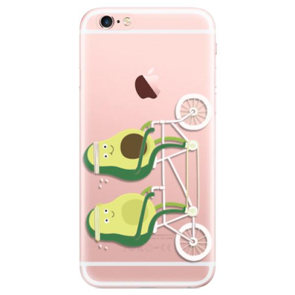 Odolné silikonové pouzdro iSaprio - Avocado - iPhone 6 Plus/6S Plus