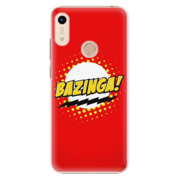 Plastové pouzdro iSaprio - Bazinga 01 - Huawei Honor 8A