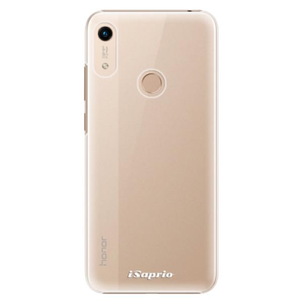 Plastové pouzdro iSaprio - 4Pure - mléčný bez potisku - Huawei Honor 8A