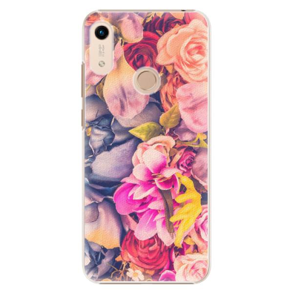 Plastové pouzdro iSaprio - Beauty Flowers - Huawei Honor 8A