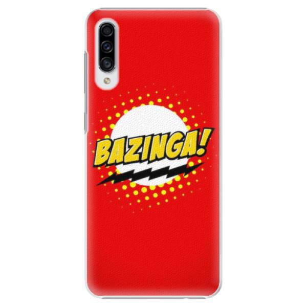 Plastové pouzdro iSaprio - Bazinga 01 - Samsung Galaxy A30s