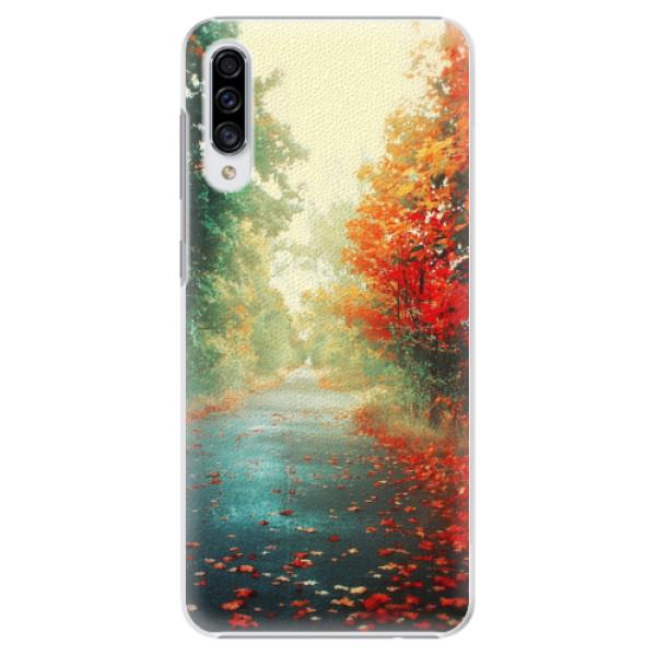 Plastové pouzdro iSaprio - Autumn 03 - Samsung Galaxy A30s