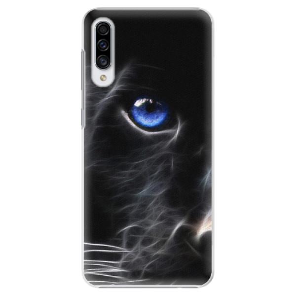 Plastové pouzdro iSaprio - Black Puma - Samsung Galaxy A30s