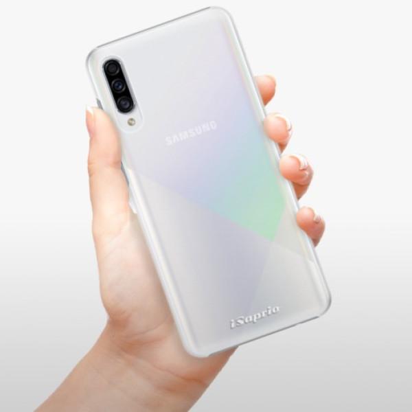 Plastové pouzdro iSaprio - 4Pure - mléčný bez potisku - Samsung Galaxy A30s