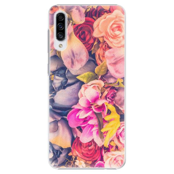 Plastové pouzdro iSaprio - Beauty Flowers - Samsung Galaxy A30s
