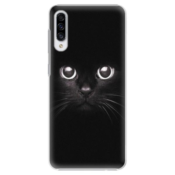 Plastové pouzdro iSaprio - Black Cat - Samsung Galaxy A30s