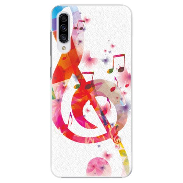 Plastové pouzdro iSaprio - Love Music - Samsung Galaxy A30s
