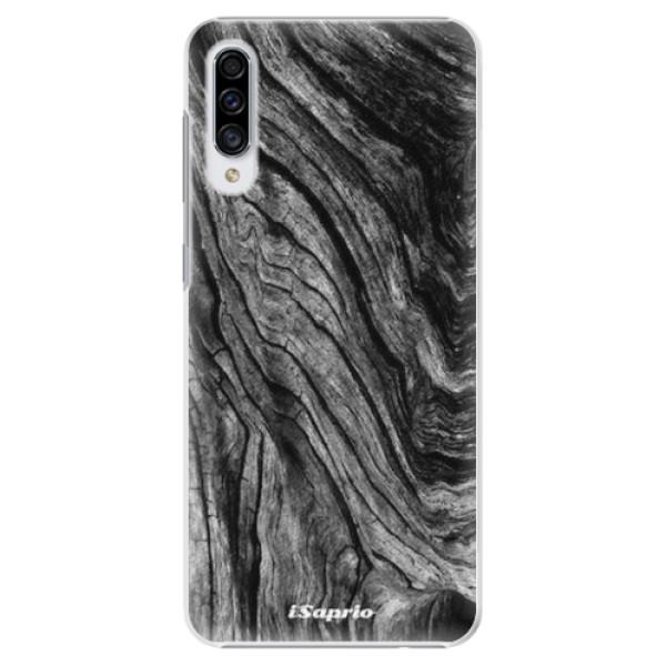 Plastové pouzdro iSaprio - Burned Wood - Samsung Galaxy A30s