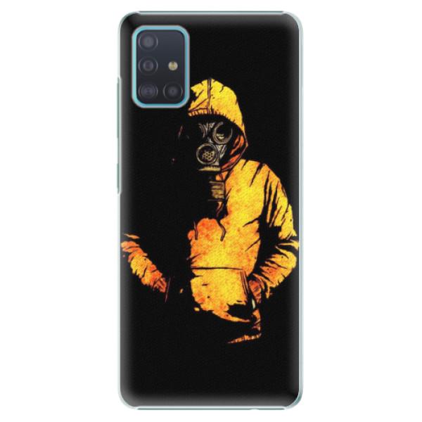 Plastové pouzdro iSaprio - Chemical - Samsung Galaxy A51