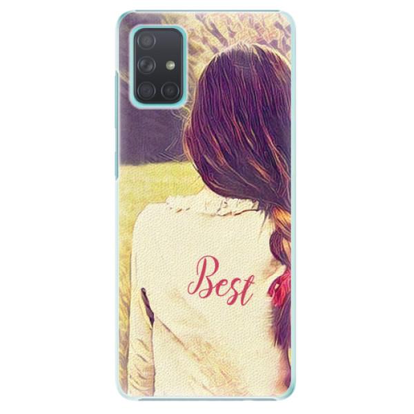 Plastové pouzdro iSaprio - BF Best - Samsung Galaxy A71