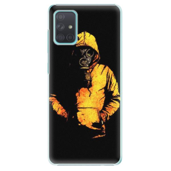 Plastové pouzdro iSaprio - Chemical - Samsung Galaxy A71