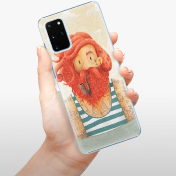 Plastové pouzdro iSaprio - Sailor - Samsung Galaxy S20+
