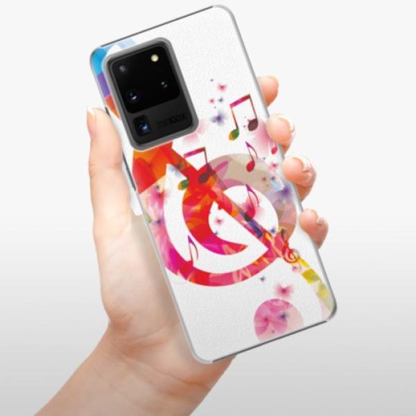 Plastové pouzdro iSaprio - Love Music - Samsung Galaxy S20 Ultra