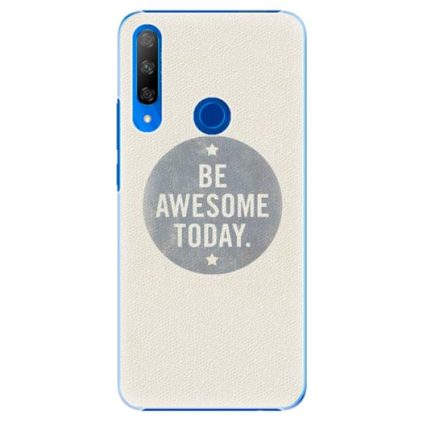 Plastové pouzdro iSaprio - Awesome 02 - Huawei Honor 9X