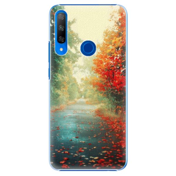 Plastové pouzdro iSaprio - Autumn 03 - Huawei Honor 9X