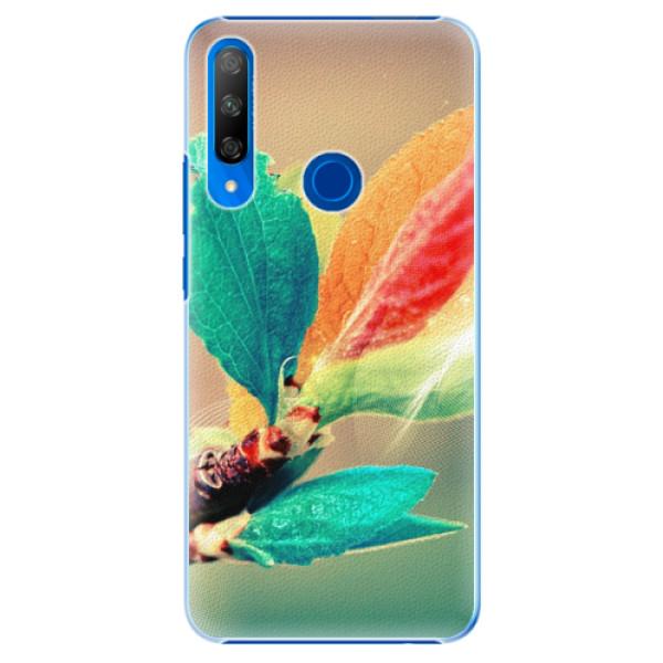Plastové pouzdro iSaprio - Autumn 02 - Huawei Honor 9X